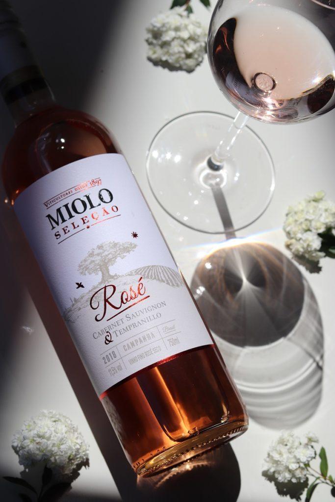 Rosé da Miolo brilha em concurso